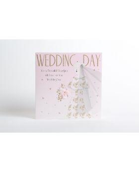 بطاقة تهنئة زواج