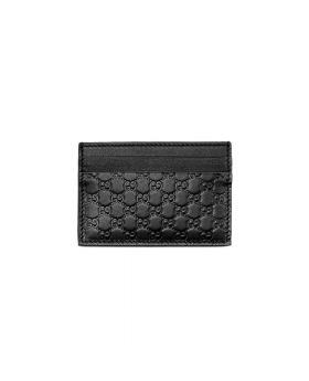 Gucci - Card Holder Black